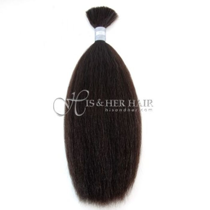 Natural hair extensions human hair wigs kinky twist weaving 50 italian mink kinky straight for braiding pmusecretfo Images