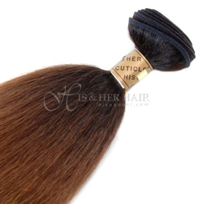 Natural hair extensions human hair wigs kinky twist weaving cuticle machine weft kinky straight ombre sale pmusecretfo Images