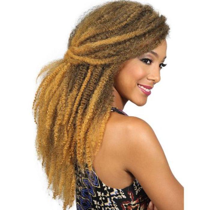 Natural hair extensions human hair wigs kinky twist weaving jamaica braid pmusecretfo Choice Image