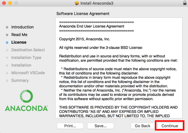 How To Install Anaconda On Mac Os X Article Datacamp