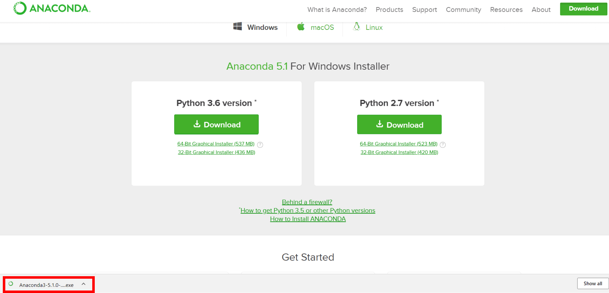 installing anaconda on windows (article) - datacamp