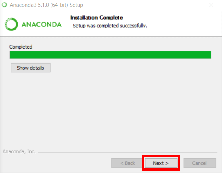 install anaconda windows 8.1