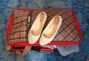 Список собрать чемодан