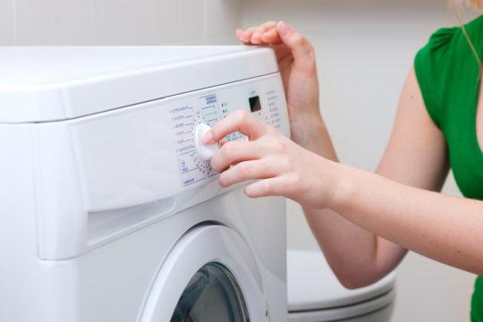 Как почистить от плесени стиральную машинку