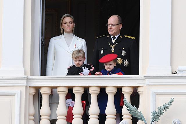 Монако князь альбер 2
