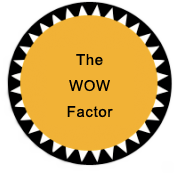 icon the wow factor