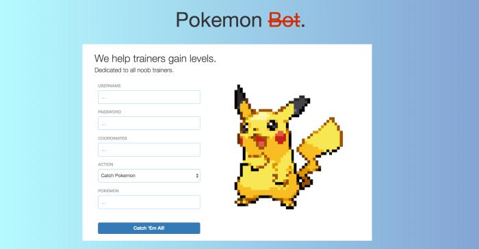 pokemon-bot-app