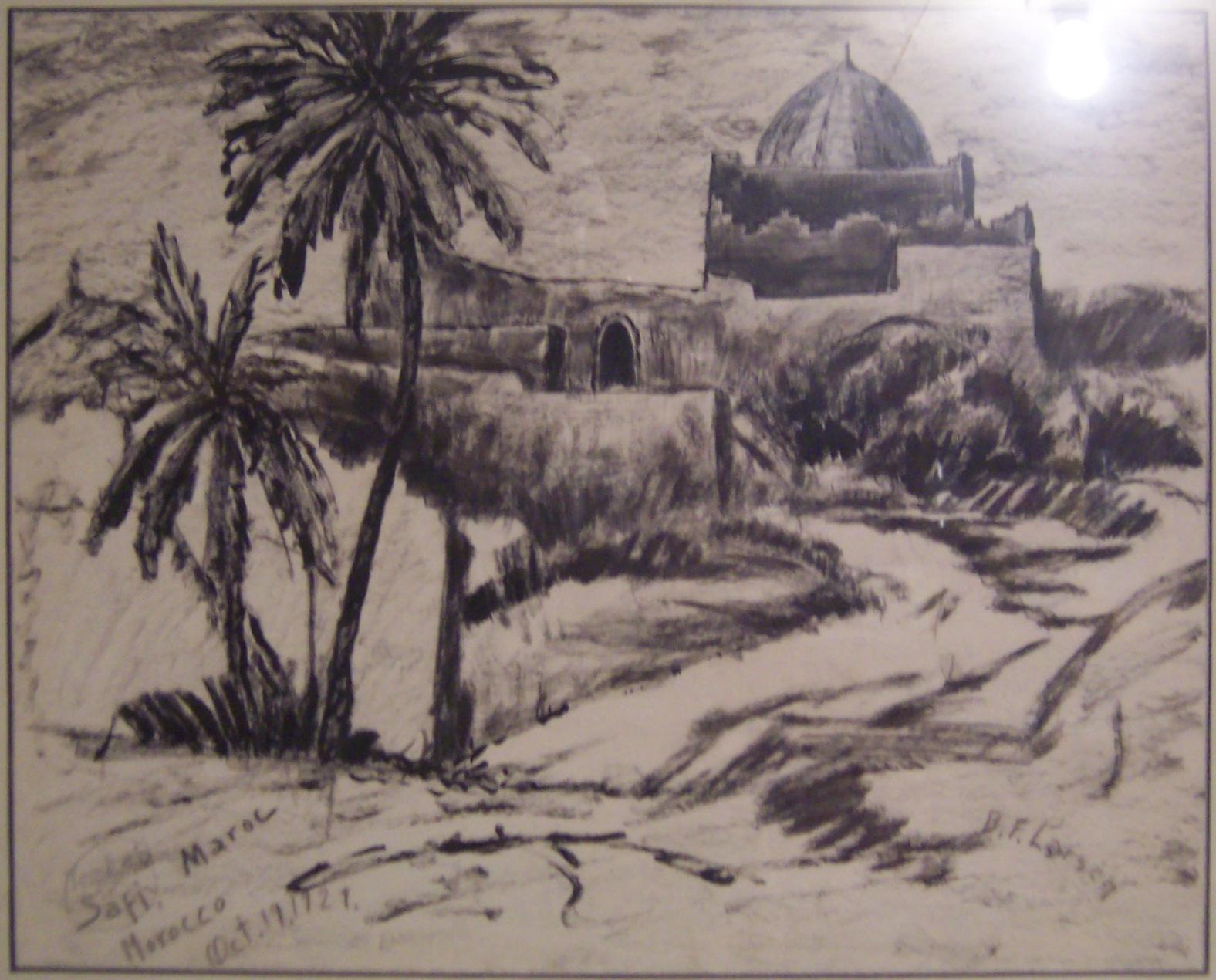 Tomb at Safi