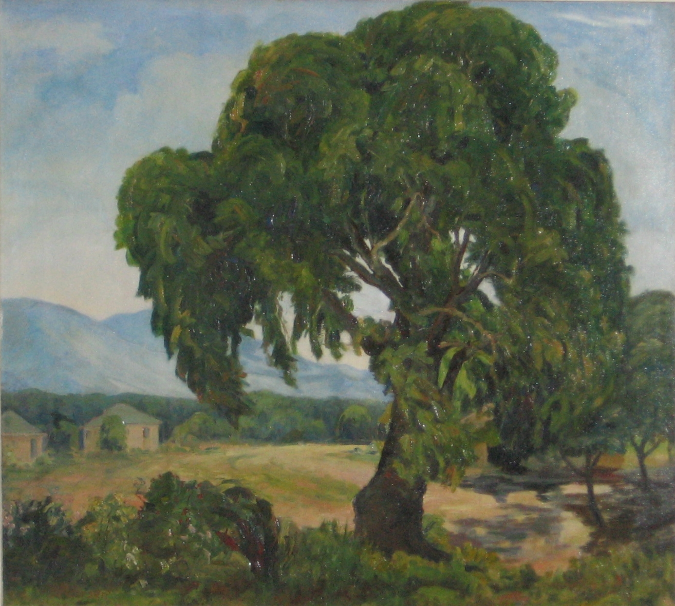 The Green Tree