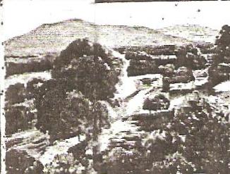 Glimpse of Utah Valley
