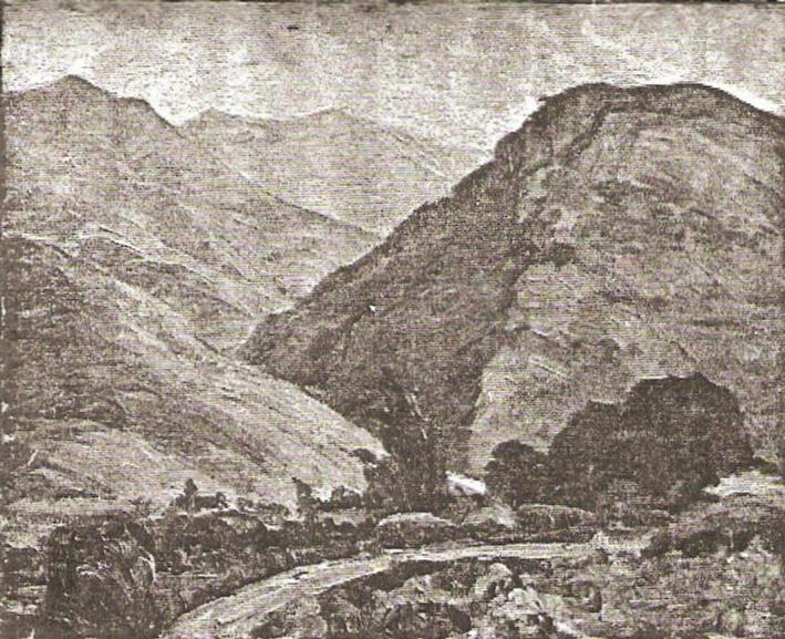 Battle Creek Canyon