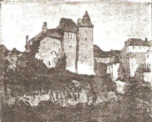 Chateau De Taxac