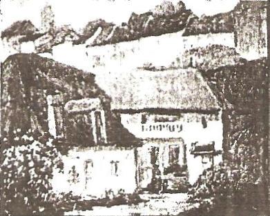 Old Home at Uzerche