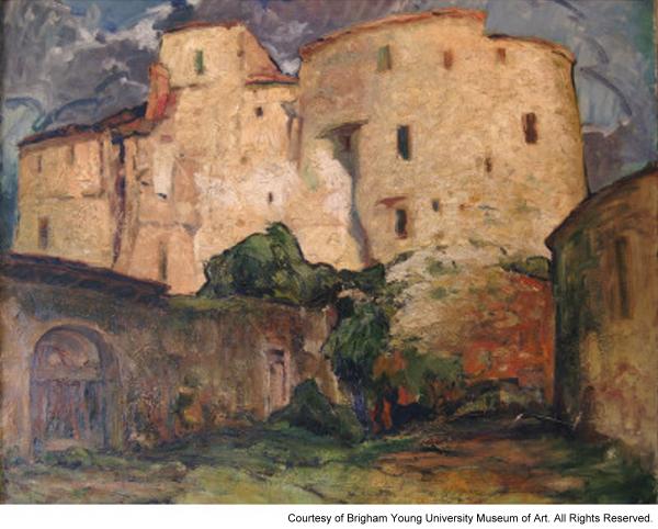 La Barbacane at Cordes