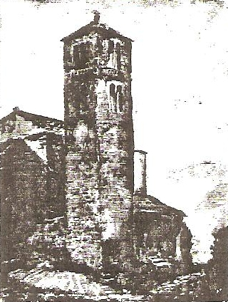 Bell Tower in Andora