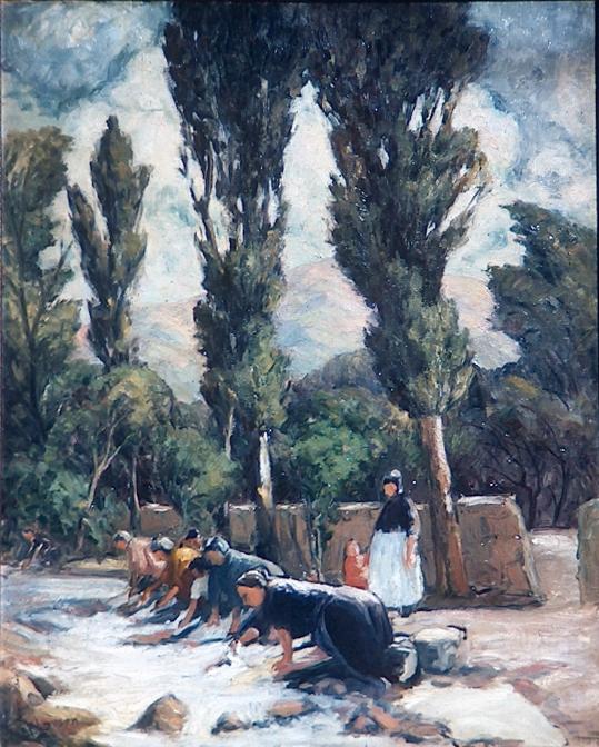 A Spanish Laundry