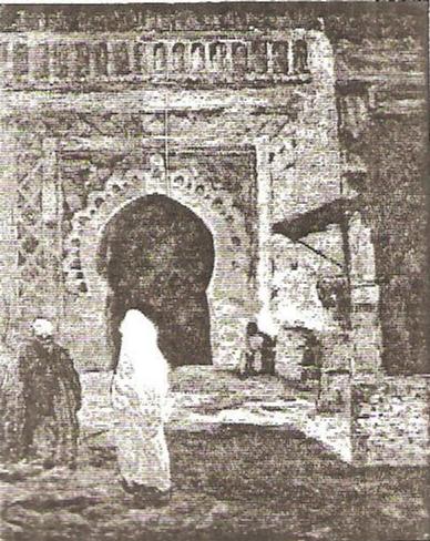 Place Nejfarine, Fez