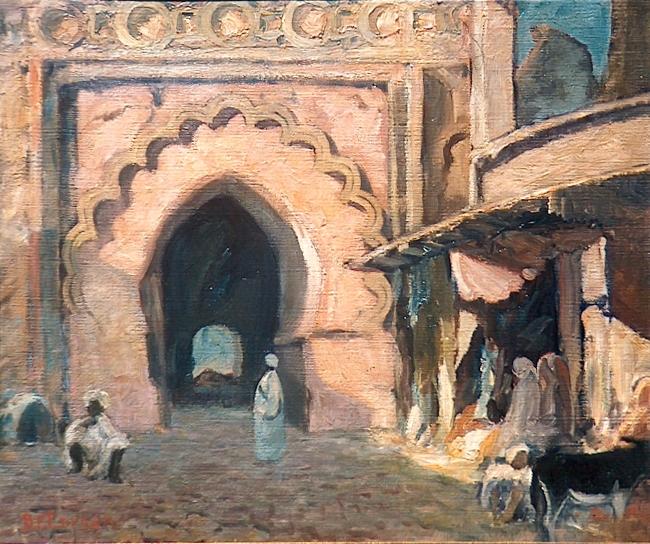 City Entrance at Fez