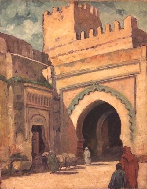 Gateway at Fez