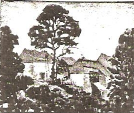 Farm Houses at Uzerche
