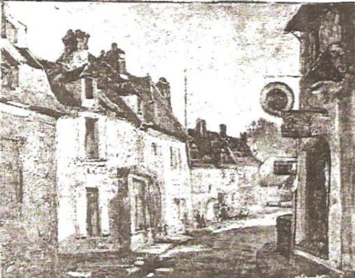 Route de St. Mammies