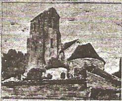 Church at St. Mammes