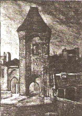 Porte de Borgogne