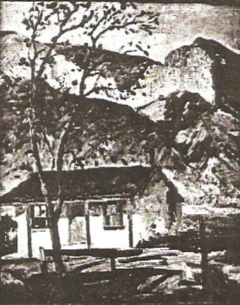 Early Wasatch Home