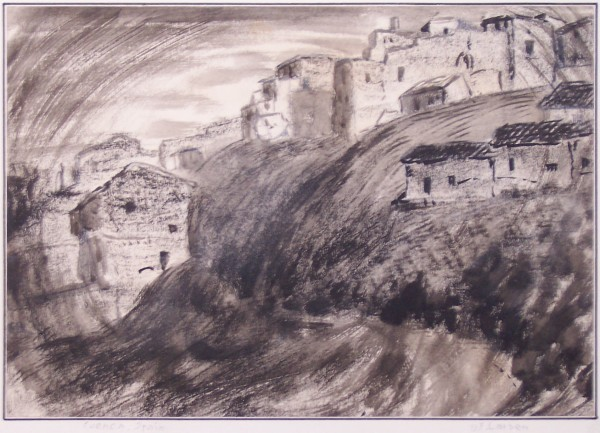 Cuenca Hillside