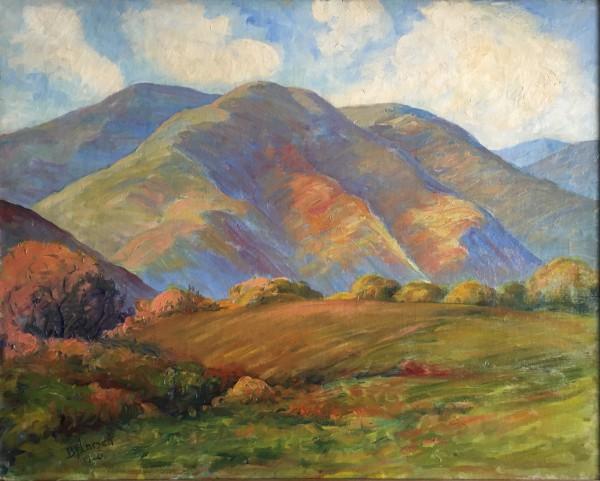 Unknown Mountain