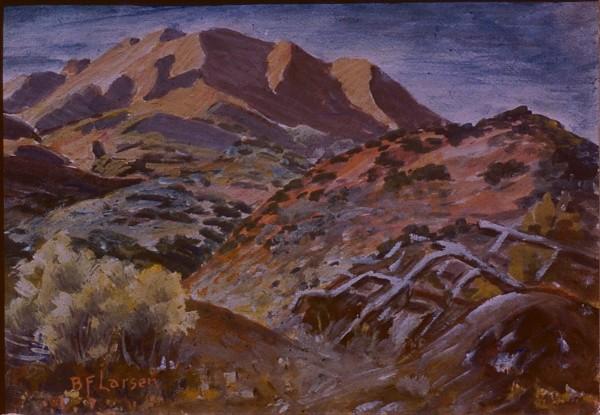 On Hobble Creek Canyon