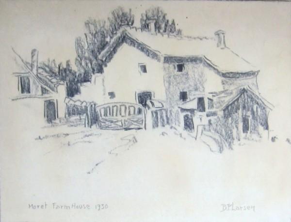 Moret Farm House