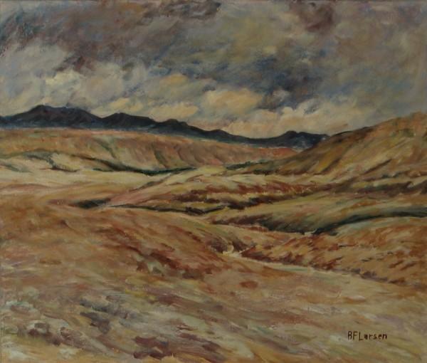 Landscape Near Nephi