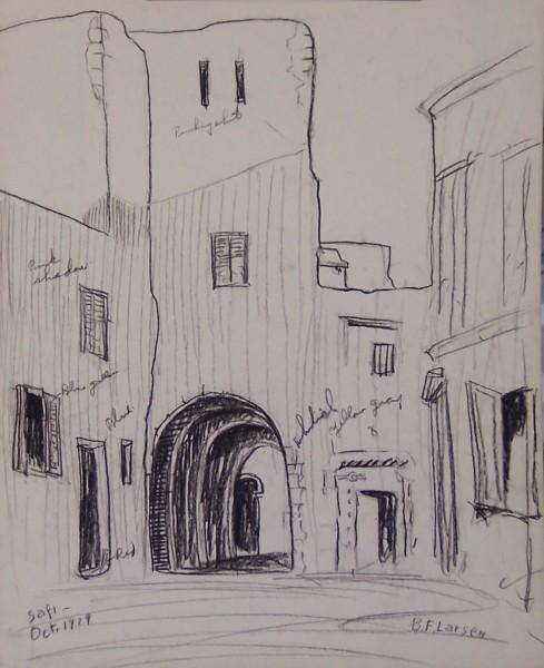 Safi  [sketch]