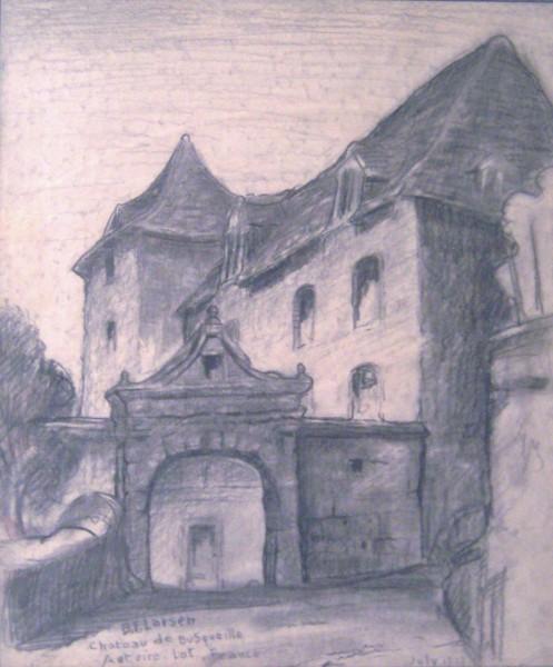 Chateau de Susqueille