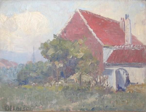 Belgium Farmhouse