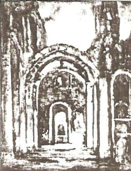 Ruins of Old Abbey
