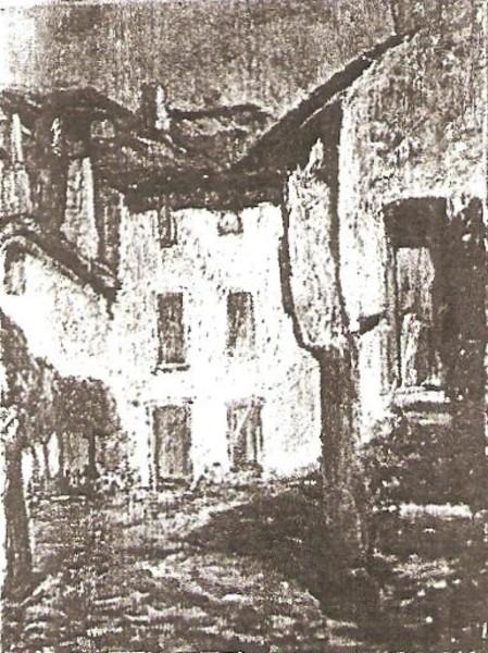 Dwellings at Cordes