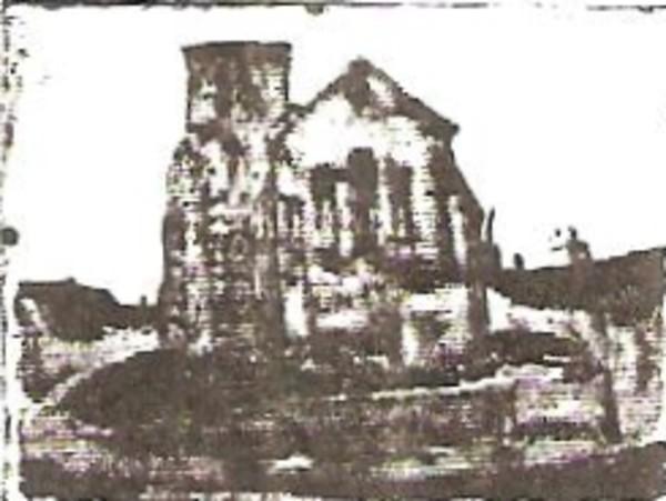 The Ecuelles Church