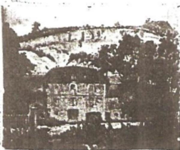 Near the Quarry