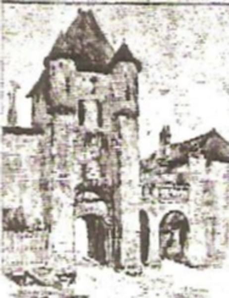 Gateway at Moret