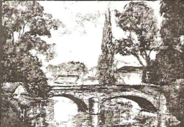 Bridge Near Paris
