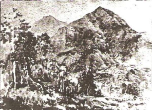 Timpanogos Peaks
