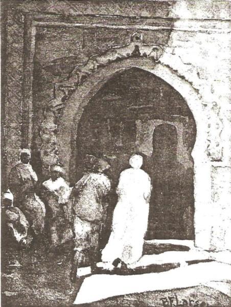 Gateway at Marrakech