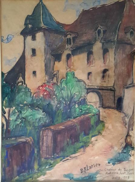Chateau de Busque