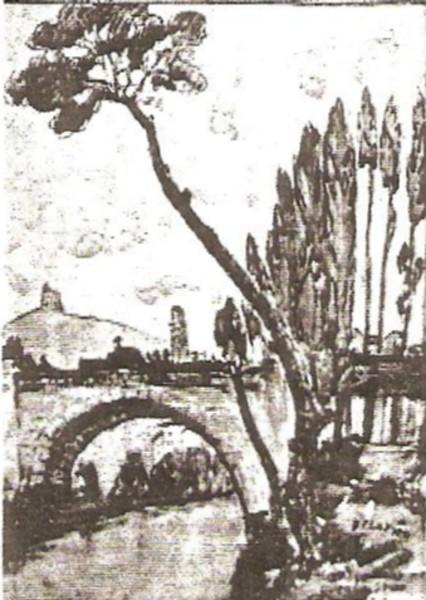 Bridge Near Cuenca