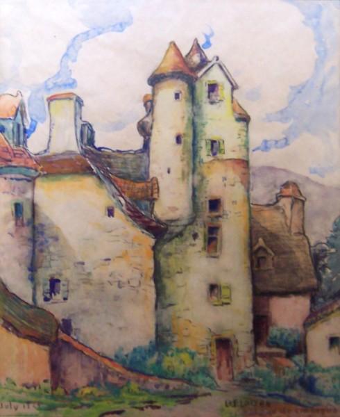 Chateau de Limargue