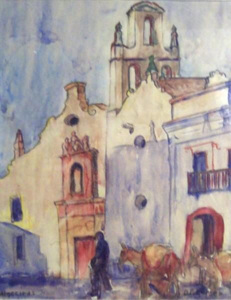 Church at Algeciras