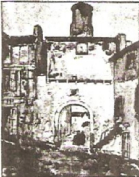 The Clock Entrance