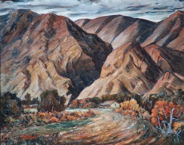 Kolab Canyon